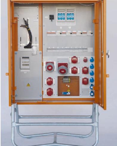 MERZ Baustromverteiler 160 A